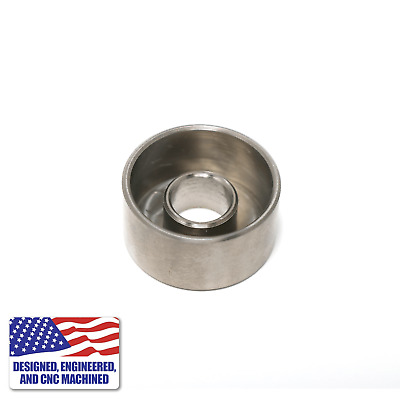 Titanium Nail Dish - Made in the USA