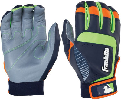 NEW with Tags | Franklin Youth Shok-Sorb Neo Series Batting Gloves | Large