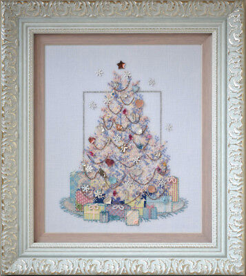 Special Christmas Tree - Cross Stitch Chart - Free Postage