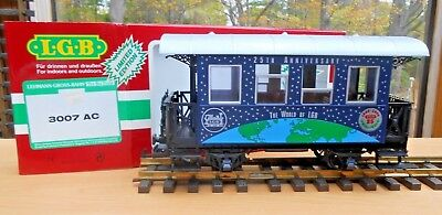 LGB 3007 AC 25th Anniversary Coach - Limited Collection Edition - New Condition