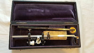 Antique G.coradi Zurich Switzerland Planimeter