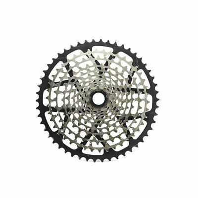 Cassette sprocket XD 11s Lightweight MTB 10-46T black Garbaruk bike SPROCKETS