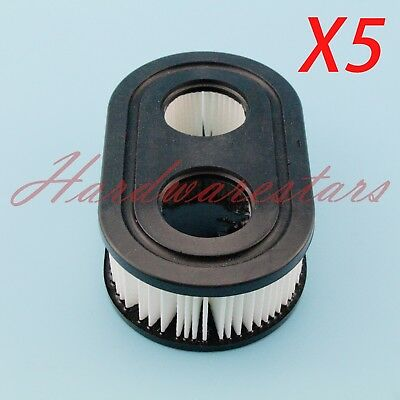 5x Air Filter Cleaner Fit Briggs & Stratton 798452 593260 5432 5432K Lawn Mower