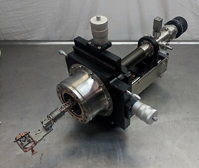 thermo vacgen vacuum generators VG scienta HPT 4 axis heated cooled translation