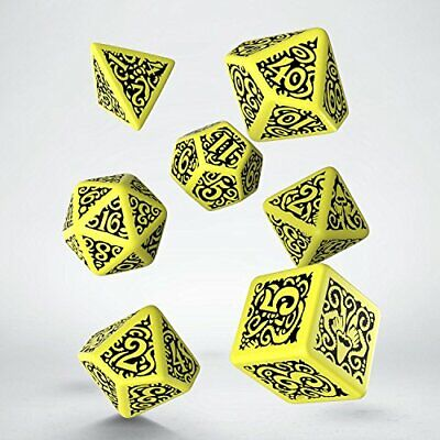 Call Of Cthulhu The Outer Gods Hastur Dice Set (7)
