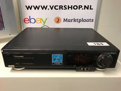 Panasonic NV-FS200 S-VHS Super 4-Head VHS TBC