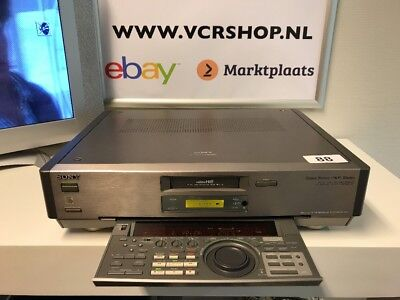 Sony EV-S9000E Hi8 Video8 Recorder TBC PAL