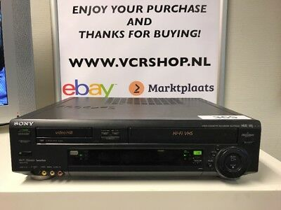 Sony SLV-T2000 VHS Hi8 Video8 Recorder