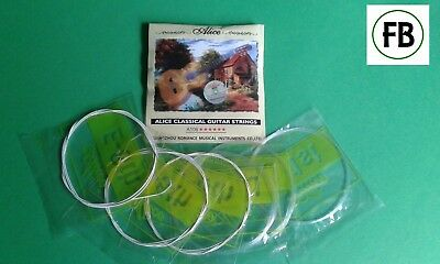 Gitarrensaiten Alice Classical Guitar Strings Saiten für Konzertgitarre