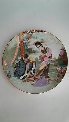 Oriental Chinese Plate Collector