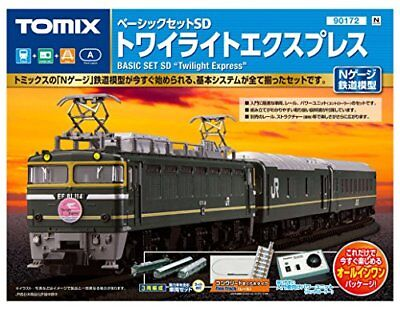 Tomix 90172 Electric Locomotive Type Ef81 Twilight Express N Scale Sst N Scale