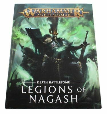 Battletome: Legions of Nagash, Deutsch, Age of Sigmar, Games Workshop, NEU/OVP