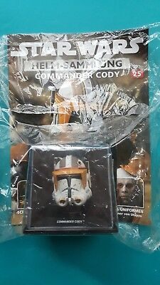 Star Wars Helm-Sammlung Nr.25   Commander Cody  OVP
