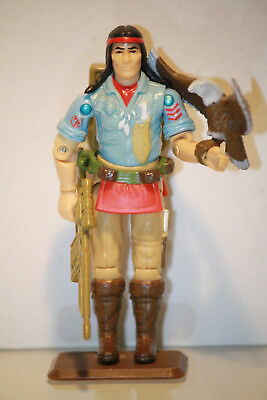 very rare GI G.I. Joe Cobra gijoe 1984 Tracker Spirit 100% complete C 8,5