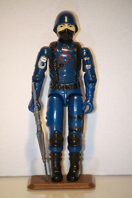 GI G.I. Joe Cobra gijoe 1983 Soldier the Enemy 100% complete C 8,5