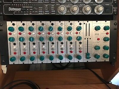 Crane Song SPIDER 8-Channel Preamp, Mixer and A/D Converter