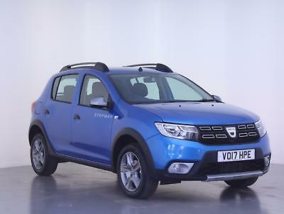 Dacia Sandero Stepway 1.5 dCi GOOD / BAD CREDIT CAR FINANCE AVAILABLE