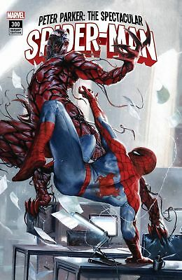 Peter Parker Spectacular Spiderman 300 Dell Otto Variant Nm