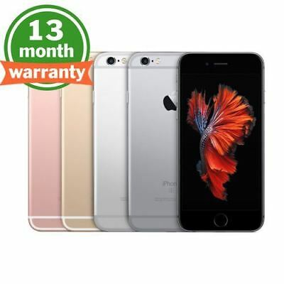 Apple iPhone 6s - Unlocked SIM Free - 16/32/64/128GB - Grey/Rose/Gold/Silver