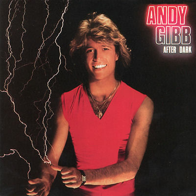 Andy Gibb ‎- After Dark - CD   USA SELLER!!!