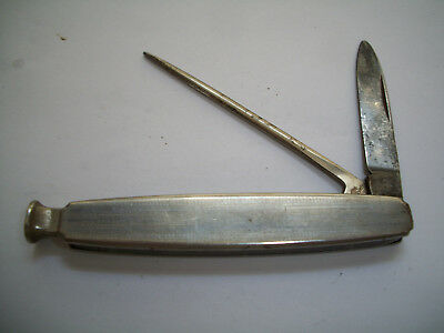 Vintage Smokers Knife by Richards of Sheffield England