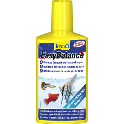 Tetra Easy Balance Water Conditioner Nitrate Remover pH KH Stabiliser 100ml