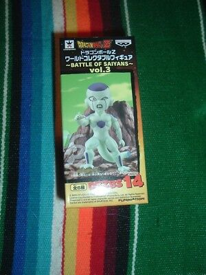 Banpresto Wcf Battle Of Saiyans Vol. 3-Frieza