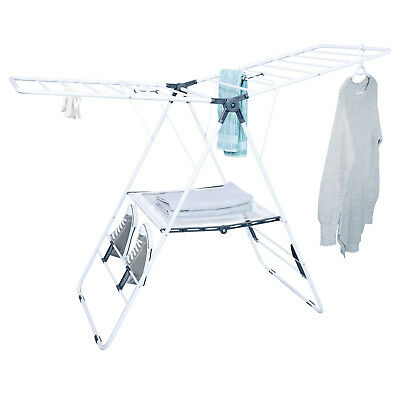 Tidy Living - Deluxe Drying Rack - Laundry Clothes Hanger