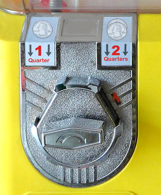 Tomy Gacha Vending Machine Capsule Toy Parts - $0.75 All Metal Coin Mechanism