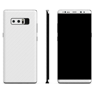 Carbon Fiber Skin Sticker for Samsung Galaxy Note 8