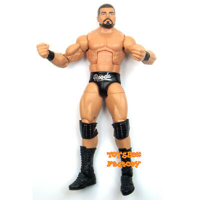 WWE NXT Takeover Glorious Bobby Roode Elite Wrestling Action Figure Kid Toy