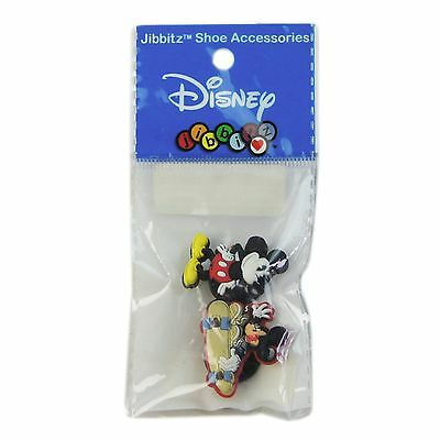 Disney Mickey Mouse - Crocs Jibbitz Shoe Charms (Pack of 2)