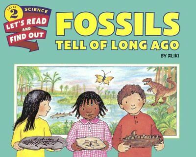 Fossils Tell of Long Ago by Aliki 9780606381253 (Hardback, 2016)