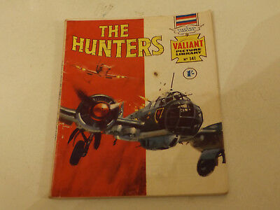 VALIANT PICTURE LIBRARY,NO 141,1969 ISSUE,GOOD FOR AGE,49 yrs old,V RARE COMIC.
