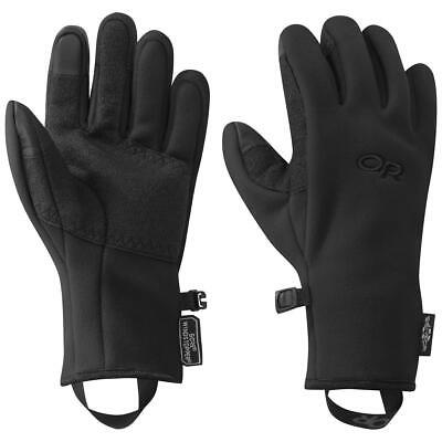 Damen Outdoor Research Backstop Sensor Gloves Women winddichte Damen Fleece-Handschuhe Bekleidung