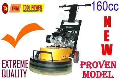 Concrete floor grinder belt drive WITH extra SET OF grinding wheels = SAVE++++