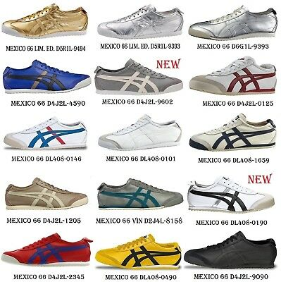 66 Basket Onitsuka Mexico Tiger Asics Thl408 Cuir 100 Chaussures 7w1Rqq