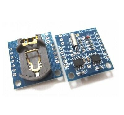 Module DS1307 Watch Calendar Arduino Rtc Time Clock Shield DS Card