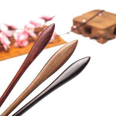 Tradition Chinese Hairstick Hand-Carved Hair Stick With Natural Fragrance Handma
