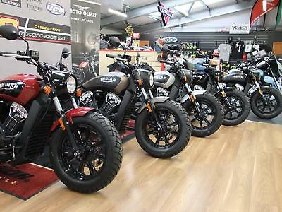 Indian SCOUT BOBBER 2018,HOTTER THAN HOT CAKES,GET YOUR ORDER IN NOW,FROM £11290