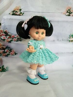 dress doll Baby Face Galoob. Shoes included