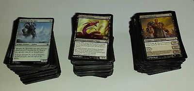 Magic: The Gathering Mixed Card Lot (mostly black and colorless cards)