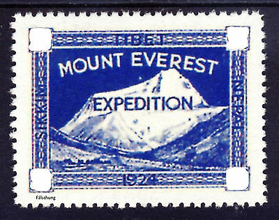 "Propaganda ""Mount Everest"" (*) Fälschung REPRINT"