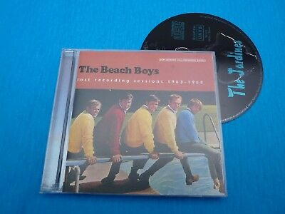 Beach boys Lost recording sessions 1963-1968    like new  CD