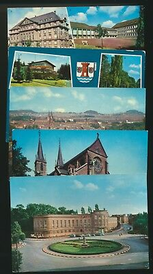 Esch-sur-Alzette  lot de 11 cartes
