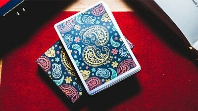 The Dapper Deck Blue Playing Cards by Vanishing Inc. and Murphy's Magic Marked