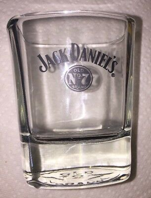 Jack Daniel's Old No 7 Whiskey Glass