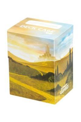 Ultimate Guard Basic Deck Case 80+ Standard Size Lands Edition Plains I