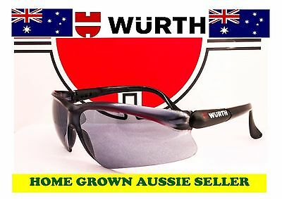 Wurth Premium Safety Glasses With Uv Protection – Tinted