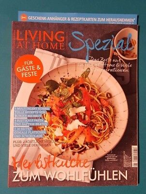 Living at Home Especial Nr. 22 sin leer 1A absoluto SUPERIOR